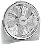 Lasko 3520 Cyclone 20-Inch Pivoting Floor Fan