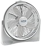 Lasko 3520 Cyclone 20-Inch Pivoting Floor Fan
