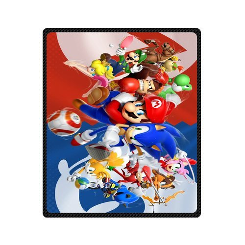 Scottshop Custom High Quality Fleece Blankets 50x60 Inch,...