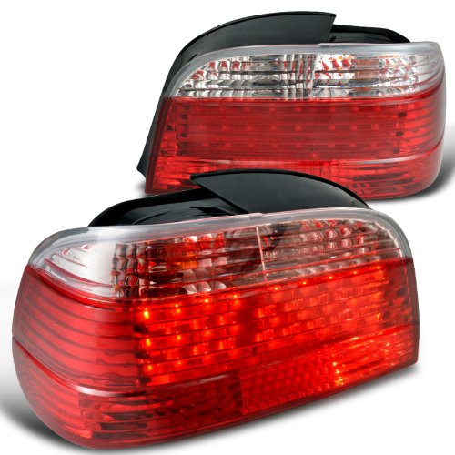 E38 Tail Lights Led - 6