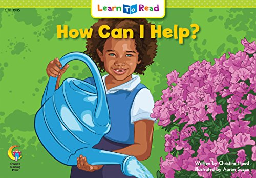 How Can I Help? Learn to Read, Social Studies (Learn to Read-Read to Learn - Beginning Leveled Readers) ()