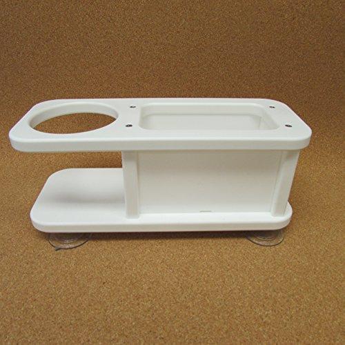 Beverage Cup Holder w Storage Box Catch All APF Marine by APF Marine (Image #1)