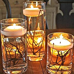 Exquizite Floating Candles for Centerpieces – Bu