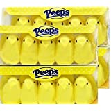 Peeps Yellow Chicks/10-Cnt