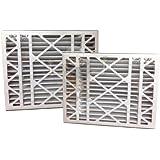 20x25x5 MERV 11 Trion Air Bear Replacement Air Filter (2-Pack)