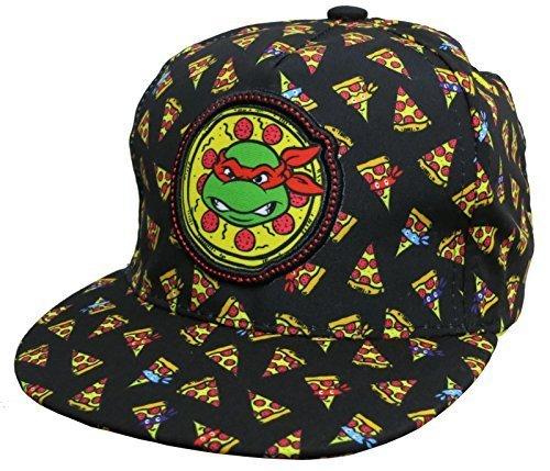 Nickelodeon Teenage Mutant Ninja TMNT Pizza Black Boys