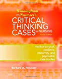 Wilkinson judith m. (2012). 5th ed. nursing process and critical thinking