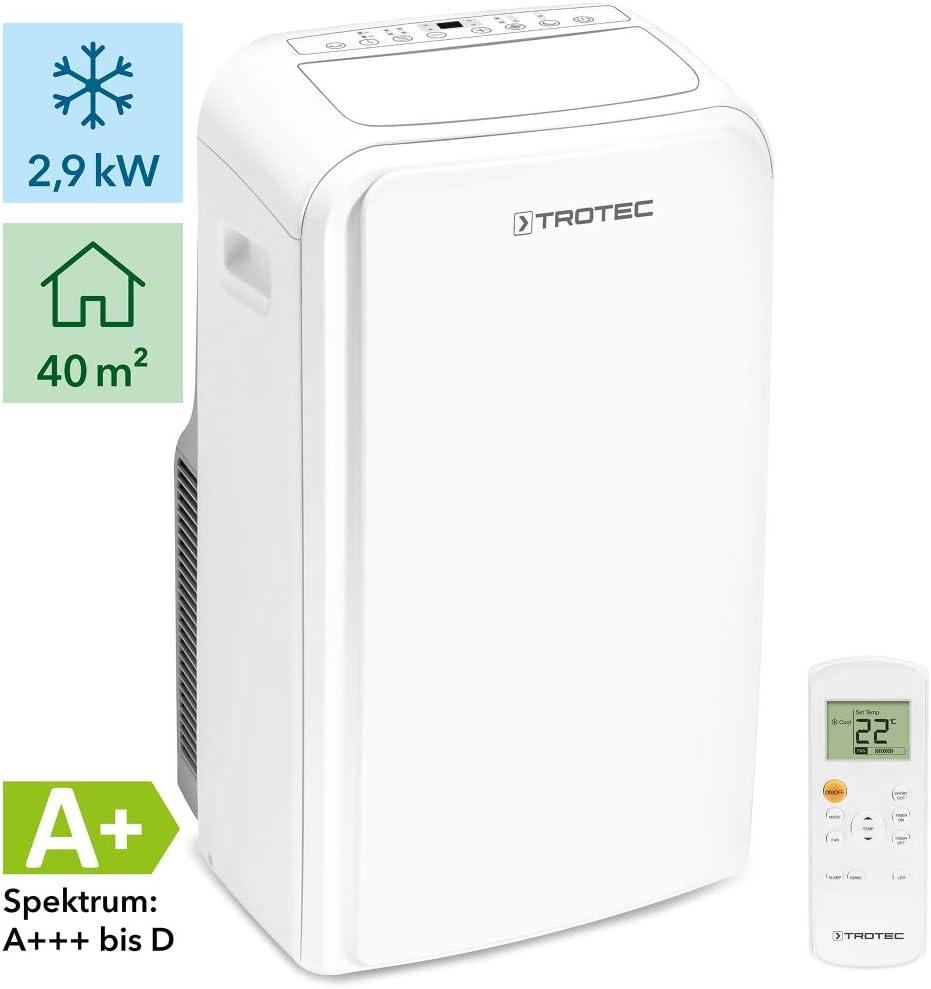 TROTEC Aire Acondicionado portátil Pac 3000 X A +: Amazon.es: Hogar