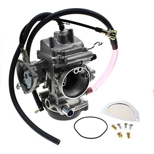 - Carbhub Carburetor for Yamaha Big Bear Wolverine Kodiak Grizzly YFM350 YFM400 YFM450