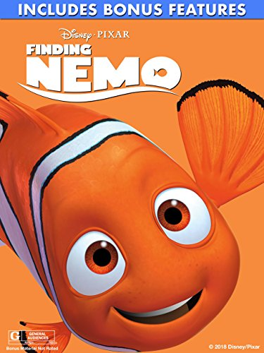 Finding Nemo (Plus Bonus -
