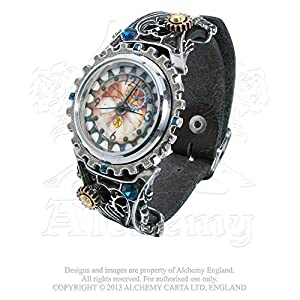 Alchemy Empire Halloween Telford Chronocogulator Timepiece Watch