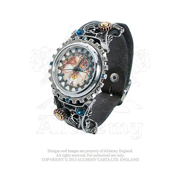 Alchemy Empire Halloween Telford Chronocogulator Timepiece Watch 3