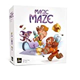 Dude Games Magic Maze Board Game
