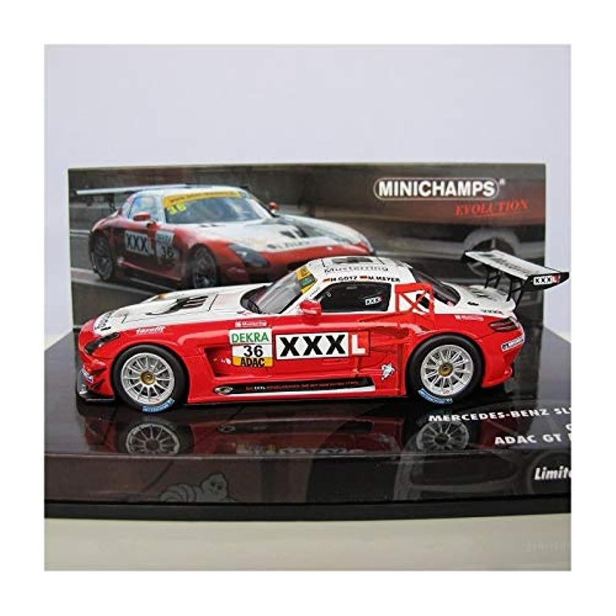 [해외] PMA 1/43 메르세데스 벤츠 SLS AMG GT3 2011#36 완성품