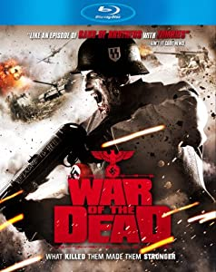 Cover Image for 'War of the Dead'