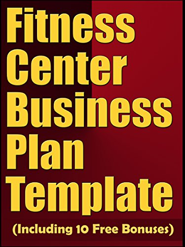 Amazon fitness center business plan template including 10 free fitness center business plan template including 10 free bonuses by business plan expert accmission