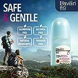 LAVILIN Roll On Deodorant for Women and Men