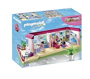 playmobil luxury hotel suite toys games. Black Bedroom Furniture Sets. Home Design Ideas