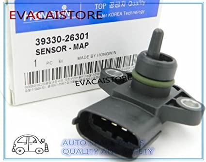 Amazon com: MAP Intake Air Pressure Sensor Fits Hyundai