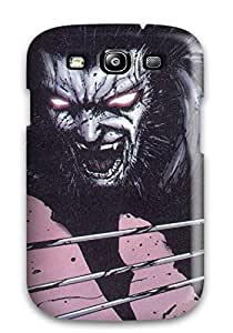 Premium Protection Wolverine's Xmen Case Cover For Galaxy S3- Retail Packaging