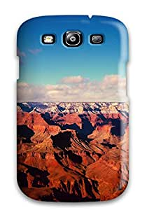 Hot 6839018K21972129 Premium Tpu Grand Canyon Cover Skin For Galaxy S3