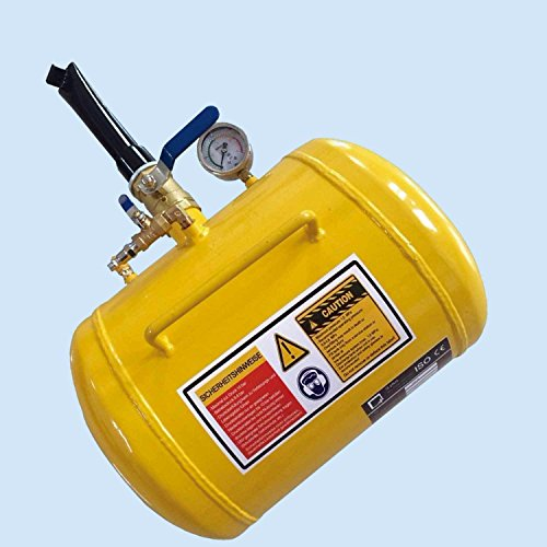 Inflator Blaster Gallon Seating Tractor