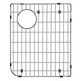 Transolid TSGRDO-R Stainless Steel Right Bowl Sink Grid for RTDO3322 and RUDO3120 Transolid Granite Kitchen Sinks