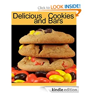 Delicious Cookies and Bars (Delicious Mini Book)