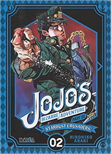 Jojos Bizarre Adventure Part III. Stardust Crusaders 2: Amazon.es: Araki Hirohiko: Libros