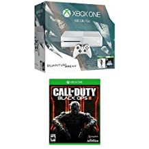 Xbox One 500GB Console - Special Edition Quantum Break Bundle with Call of Duty: Black Ops III
