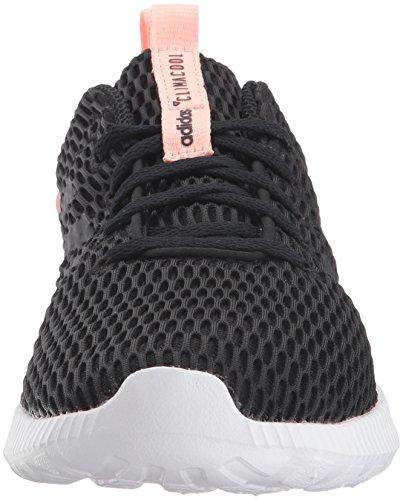 Adidas Neo Donna Cf Lite Racer Cc W Core Nero / Core Nero / Foschia Corallo