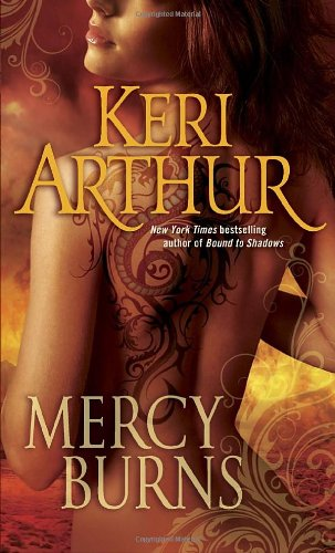 book cover of Mercy Burns