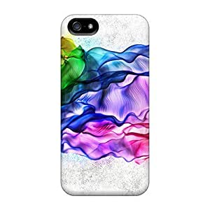 touch4 Scratch-proof Protection Case Cover For ipod/ Hot Rainbow Silk Phone Case