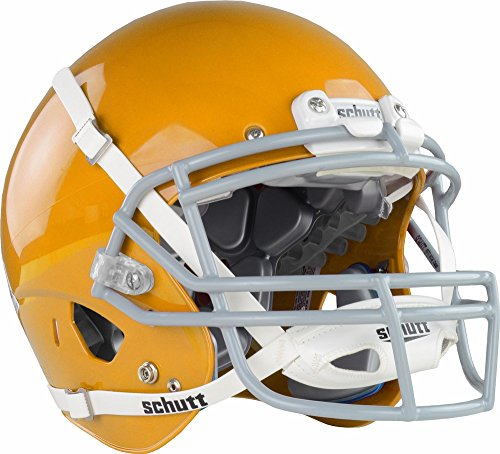 y AiR XP Pro VTD II Football Helmet(Faceguard Not Included), Gold, X-Large ()