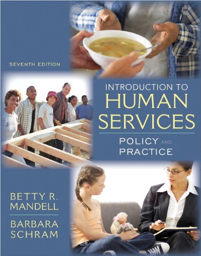 Introduction to Human Services: Policy and Practice (7th Edition)