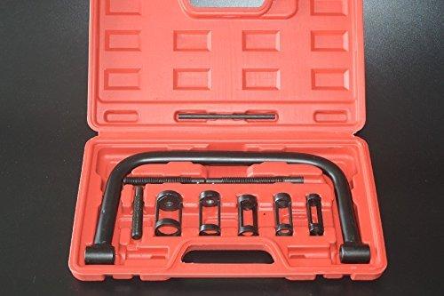 8milelake Universal 5 Sizes Valve Spring Compressor Pusher Tool for Car & Motorcycle - Fs2362 by 8milelake