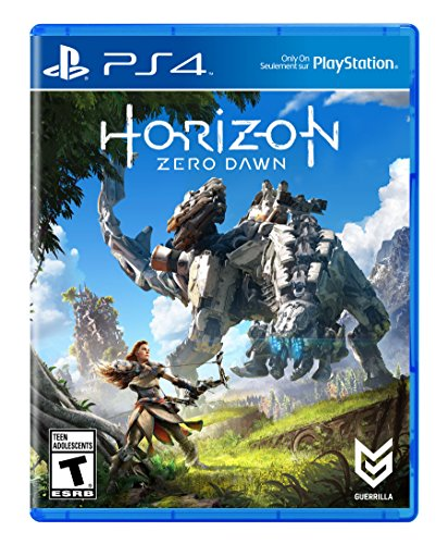 Horizon: Zero Dawn - PlayStation 4 Standard Edition