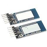 2x Interface Base Serial Board Transceiver Bluetooth Module HC-05 For Arduino