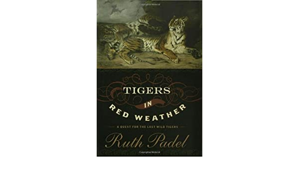 Tigers in Red Weather: A Quest for the Last Wild Tigers: Amazon.es ...