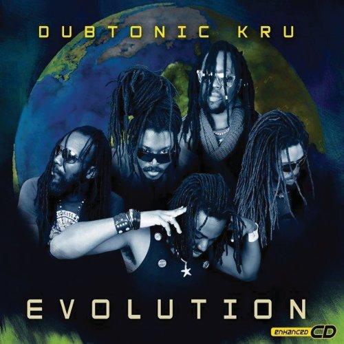 CD : Dubtonic Kru - Evolution (Digipack Packaging)