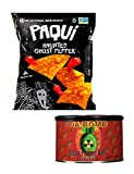 hot chip - Ghost Pepper Spicy Chips 5.5 oz & Ghost Pepper Spicy Nuts 8 oz Snack Set