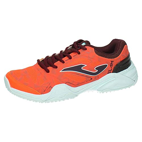 JOMA T.SLAMS-808 Zapatillas Running Hombre Deportivos Naranja 42: Amazon.es: Zapatos y complementos