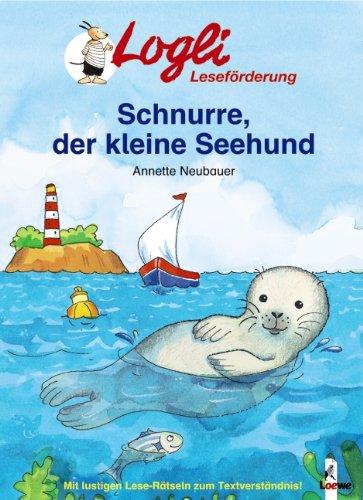 Schnurre, der kleine Seehund