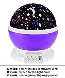 SCOPOW Night Light Kid, Baby Lighting Moon Star