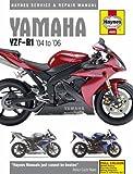 Yamaha: YZF-R1 '04 to '06 (Haynes Service & Repair Manual)