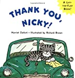 Thank You, Nicky!, Harriet Ziefert, 1929766734
