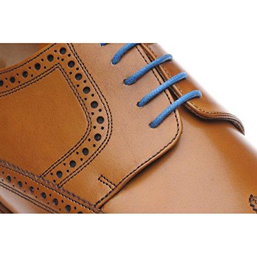 Aringa adopera al polpaccio, suola rigida, colore: marrone e Blu
