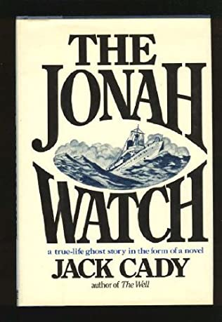 book cover of The Jonah Watch