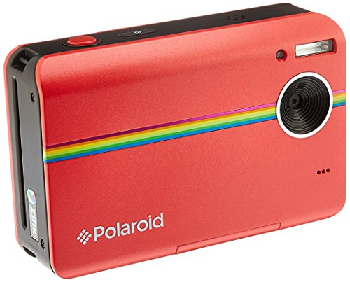 Polaroid Z2300 10MP Digital Instant Print Camera (Red) by Polaroid