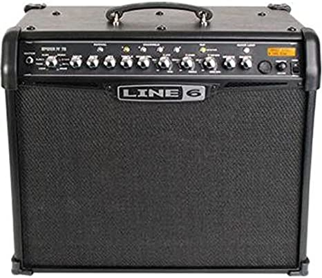 Line 6 - Amplificador de guitarra Spider IV 75: Amazon.es ...